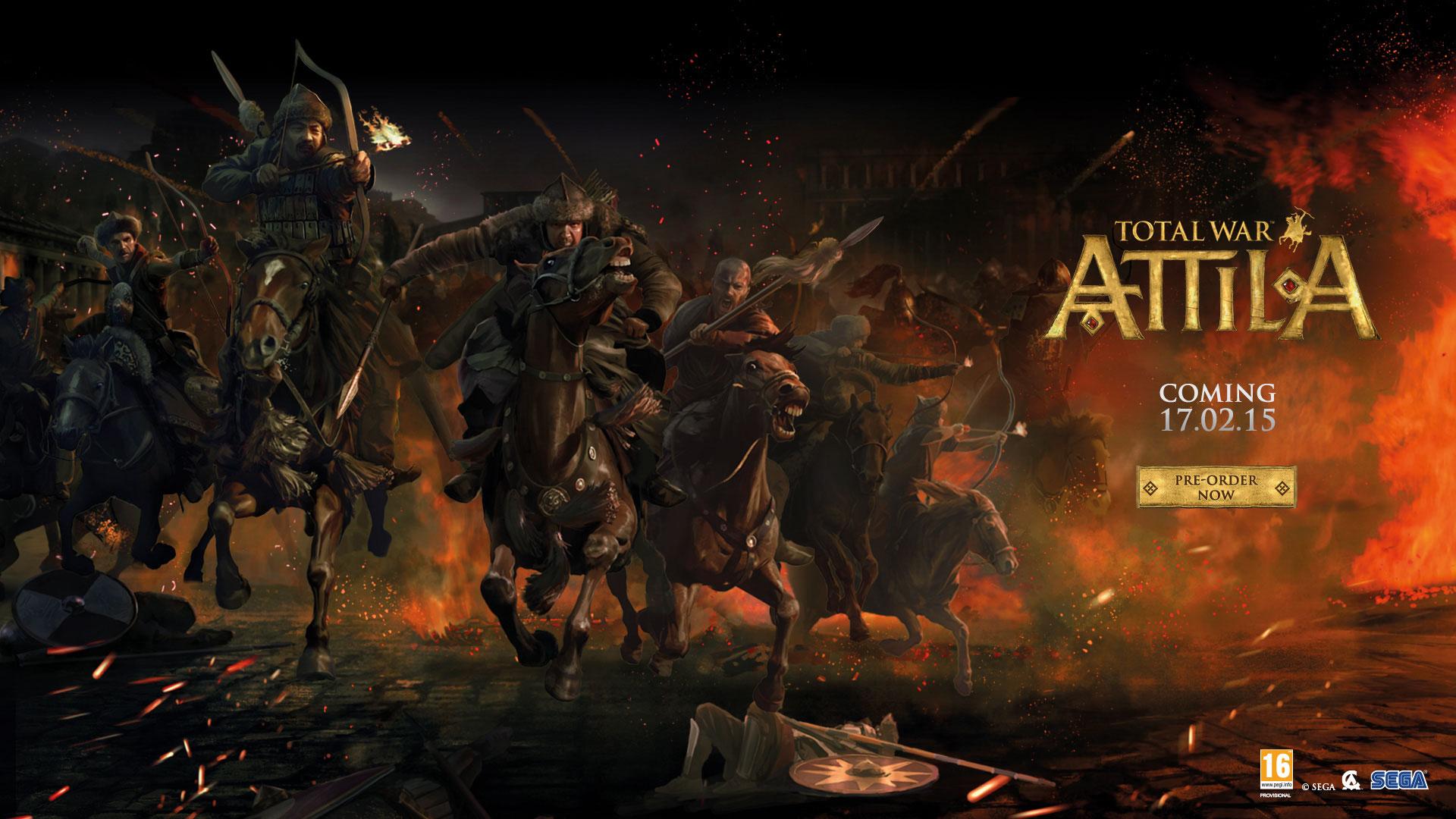 Attila Flash Banners