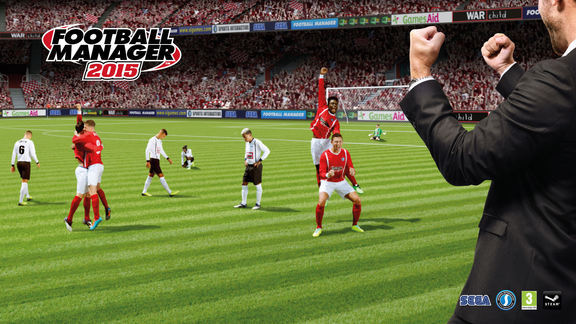 Football Manager Flash Banners